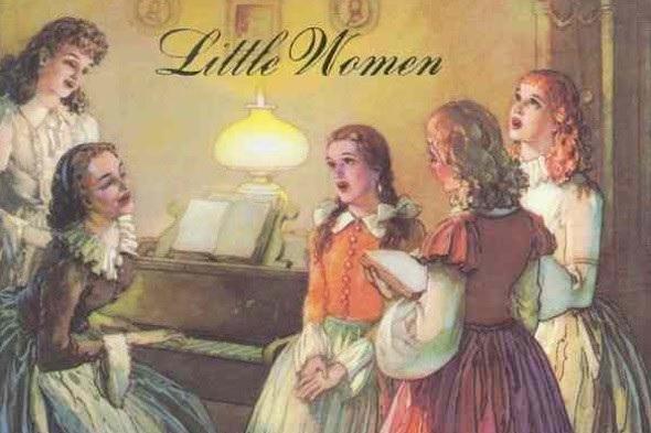 küçük kadınlar roman özeti
